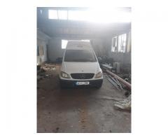 Autoutilitara Mercedes BenzVITO 109 CD AG-11-SWK