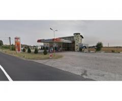 Stație distribuție carburanți