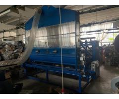 Linie reciclare material textil