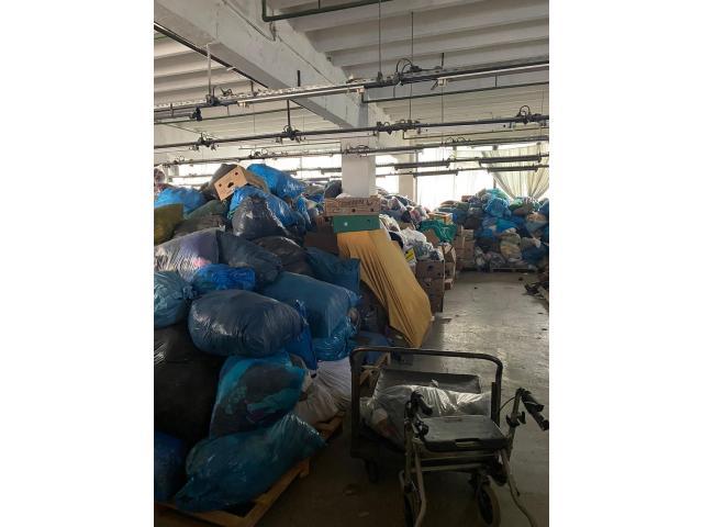 Linie reciclare material textil - 6/6