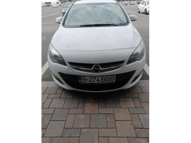 Autoturism Opel Astra - 1/3