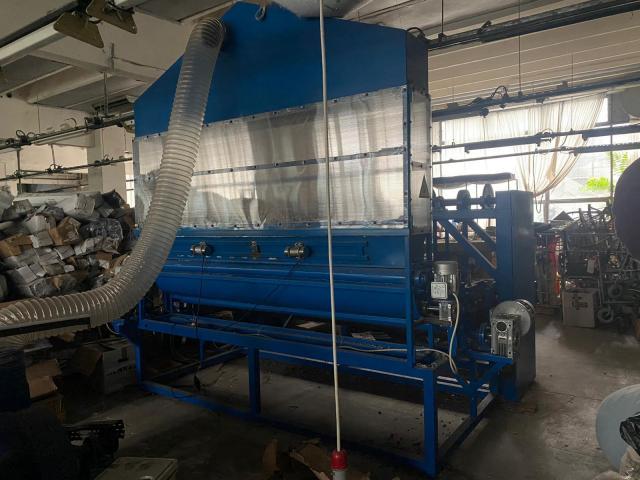Linie reciclare material textile si presa balotat - 1/3