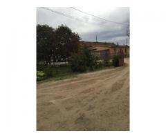 Teren intravilan și două hale situate in comuna Stîlpu, județul Buzău