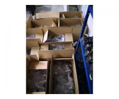 Stoc produse finite (accesorii metalice pentru producția matrițelor din industria sticlei)