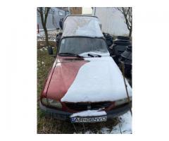 autoturism Dacia Pick-Up