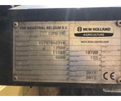 Lichidator judiciar vand Combina New Holland TC5.80 + accesorii