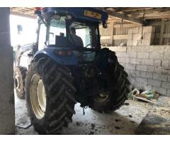 Lichidator judiciar vand Tractor New Holland TD5.105 T3