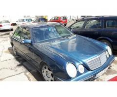 Auto MErcedes Benz E220CDI si defectoscop INCO