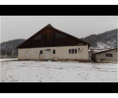 Clădire agrozootehnică + Hală creșterea păsărilor Com.Cetateni, Jud. Arges
