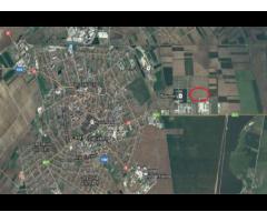 Teren 108.780 mp, situat in Carei, in vecinatatea fabricilor Rubin King si ContiTech