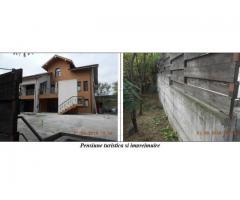 Pensiune turistică situată în Localitatea Podu Iloaiei, Jud. Iași