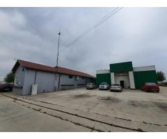 (-70%) Hala industriala cu teren intravilan 12.400mp - Maracineni (Buzau)