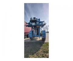 Mașină de ierbicidat tractată INUMA IAS 6033
