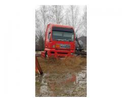 Cap tractor MAN TGA 18.410 – PH-13-RXL