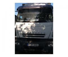 Autoutilitara Iveco Eurocargo
