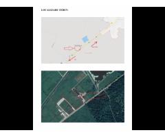 Teren in suprafata de 19.569 mp, situat in localitatea Lapusel, comuna Recea jud. Maramures