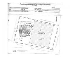 Vanzare spatiu comercial - supermarket si teren cu suprafata de 10.300 mp