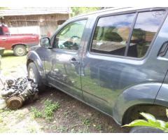 Nissan Pathfinder, 2.486 cmc, motorină, an 2007 - Licitație (LA)