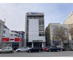 Clădire de birouri cu teren, situată în București Sectorul 1, Strada Nicolae Caramfil, nr. 61B